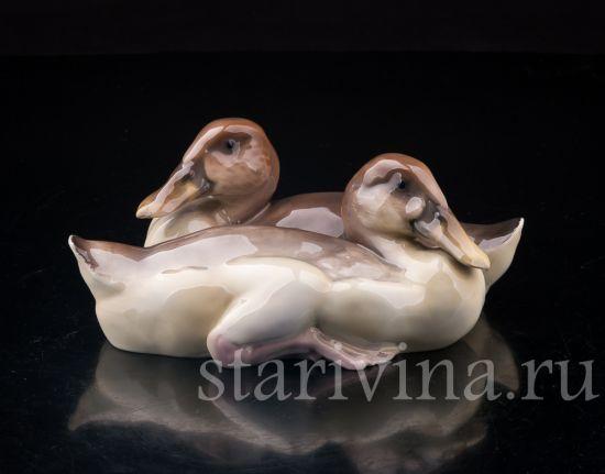 Изображение Две утки, Rosenthal, Германия, 1930 гг.