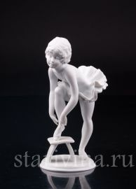 Юная балерина, Kaiser, Германия, вт. пол. 20 в