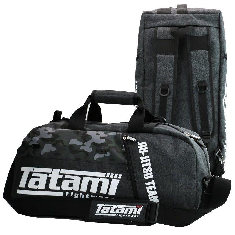 Сумка-рюкзак Tatami Jiu Jitsu Team Camo