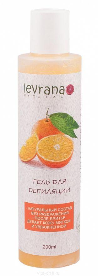 Гель для депиляции Сладкий Апельсин Levrana (Леврана) 200 мл