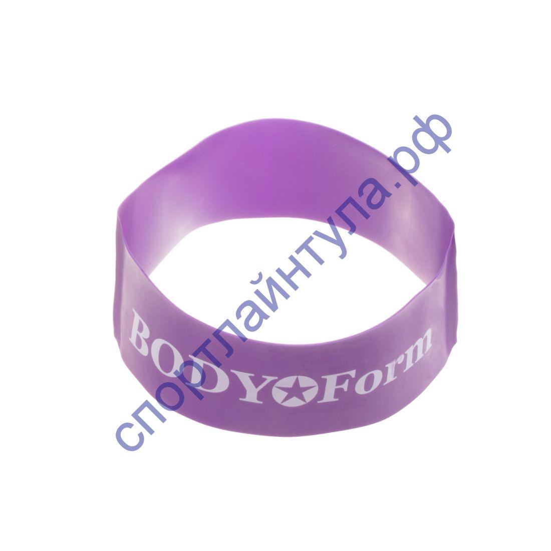 Петля BF-RL70-46 cм фиолетовая