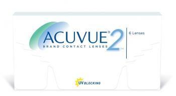 Acuvue 2  (6 шт)