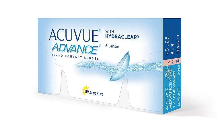 Acuvue Advance  (6 шт)