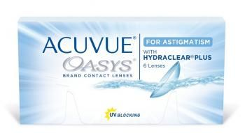 Acuvue Oasys for Astigmatism (6 шт)