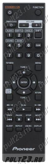 PIONEER 076E0RX011, XW-NAV1K
