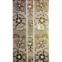 Nail Art Stickers Стикеры для дизайна ногтей LC024, золото