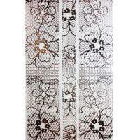 Nail Art Stickers Стикеры для дизайна ногтей LC024, серебро
