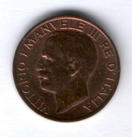 10 чентезимо 1922 года Италия UNC