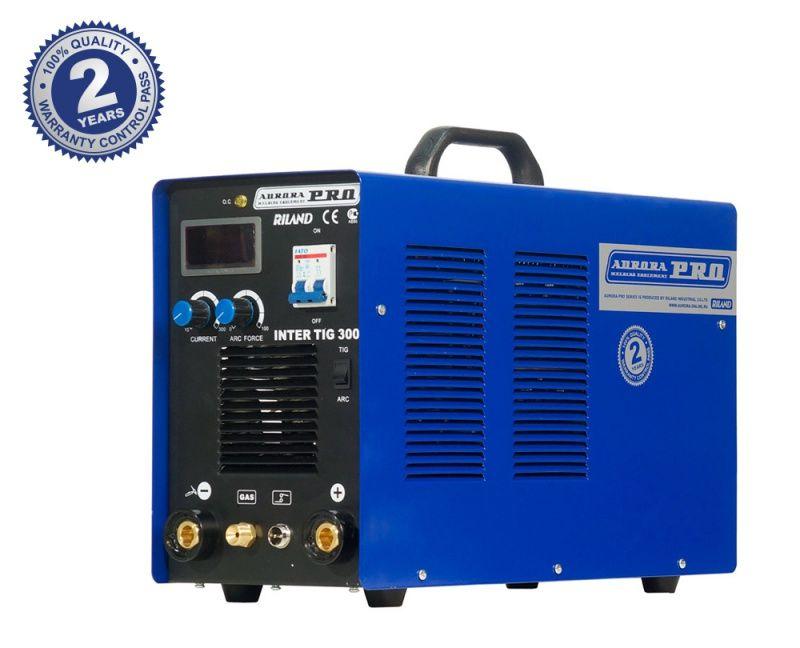 AuroraPRO INTER TIG 300 (TIG+MMA) 220В (MOSFET)