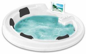 Гидромассажная ванна GEMY G9090 O