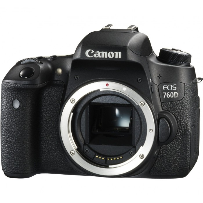 Canon EOS 760D Kit 18-55mm IS II