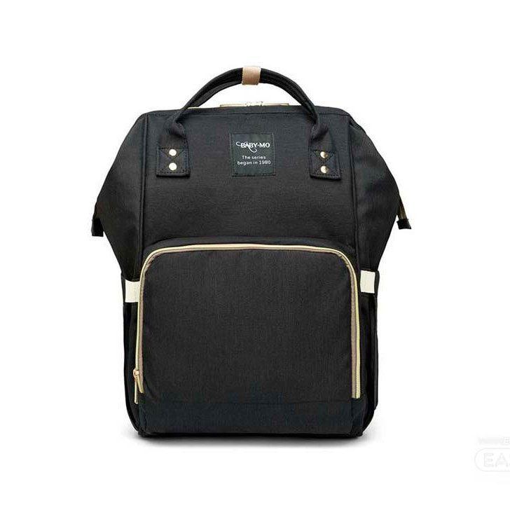 Сумка-Рюкзак Для Мамы Mummy Bag черный