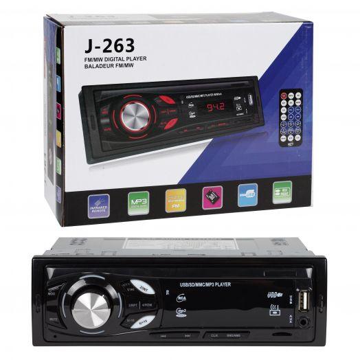 Автомагнитола J-263