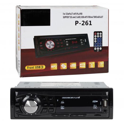 Автомагнитола P-261