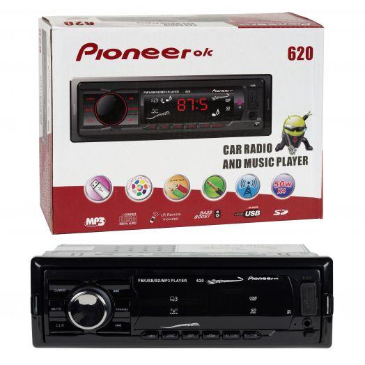 Автомагнитола Pioneer-ок P-620