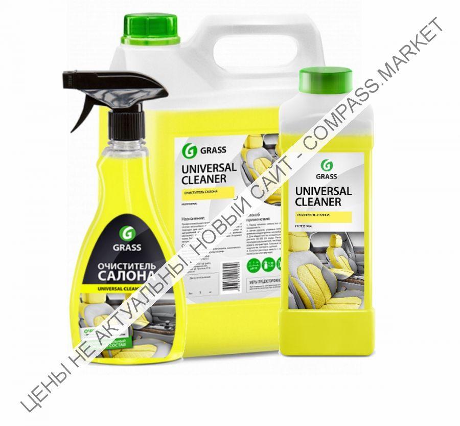 Очиститель салона «Universal cleaner» GRASS 5л