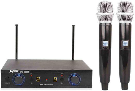 ENBAO MD-3000P Радиосистема 2 микрофона