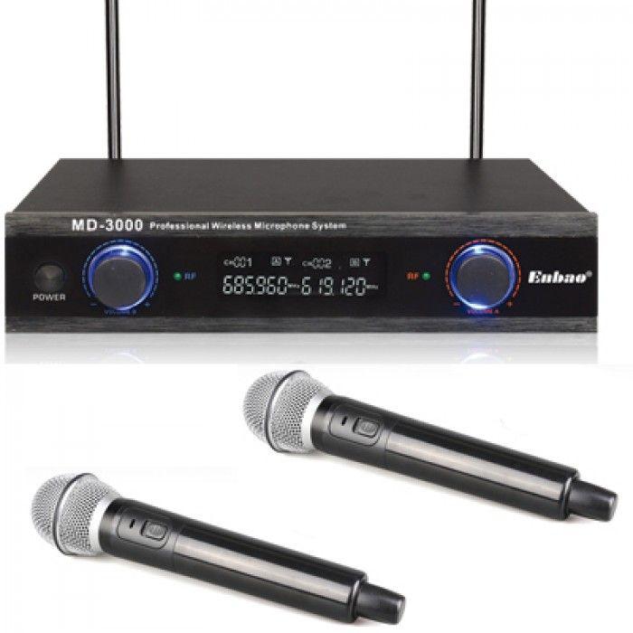 ENBAO MD-302 HH Радиосистема 2 микрофона