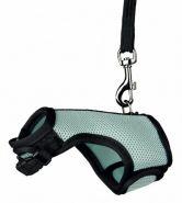 Trixie Шлейка-жилетка для морской свинки (полиэстер/нейлон)