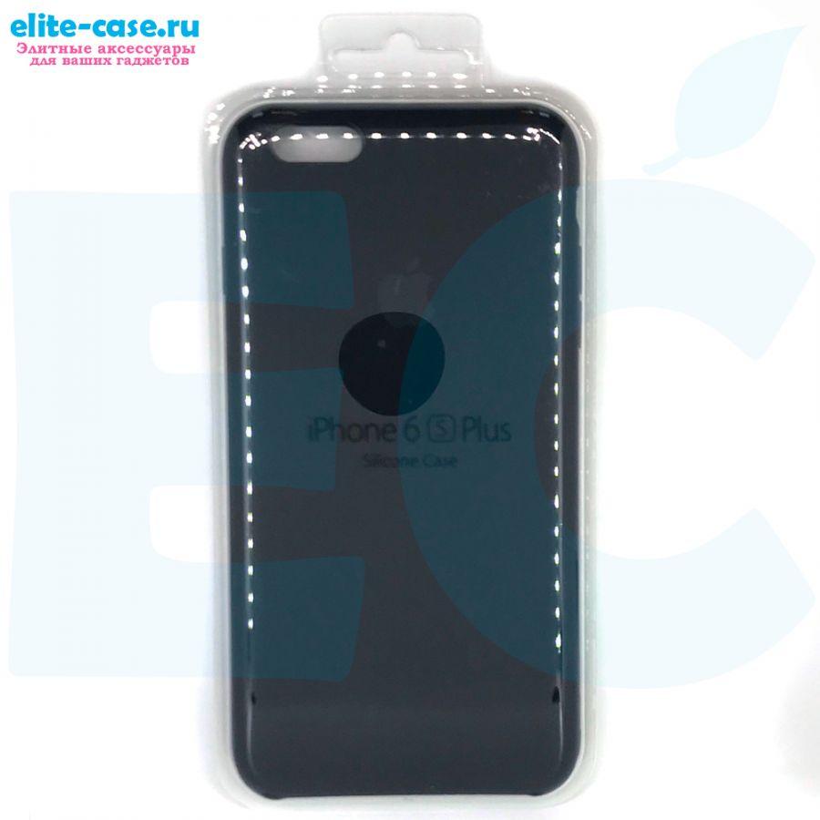 Чехол Silicon Case для iPhone 6 Plus/6S Plus черный