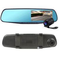 Видеорегистратор Vehicle Blackbox DVR с камерой заднего вида