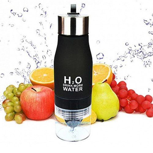Бутылка с соковыжемалкой H2O Water Bottle