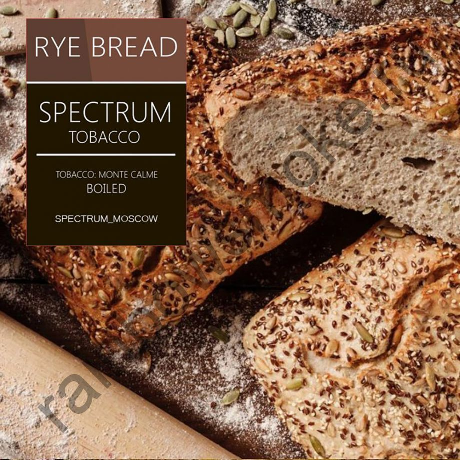Spectrum 250 гр - Rye Bread (Ржаной Хлеб)