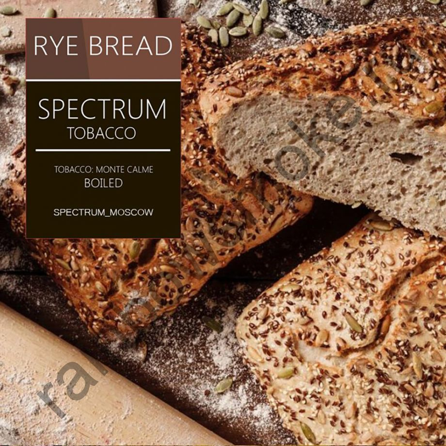 Spectrum 100 гр - Rye Bread (Ржаной Хлеб)