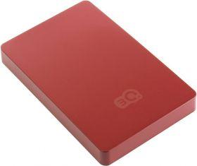 """Внешний бокс для HDD 2,5"""" 3Q IRIS 3QHDD-T292M-RR USB 3.0"""