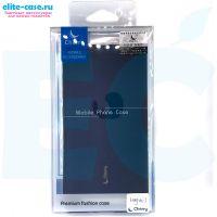 Чехол Cherry силиконовый для Xiaomi Redmi 3 синий