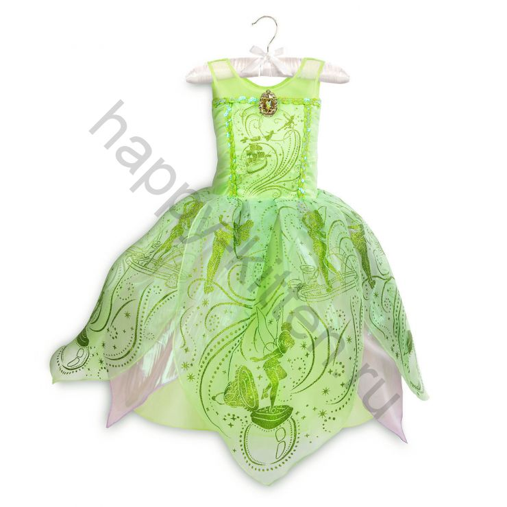 Платье феи Динь Динь
