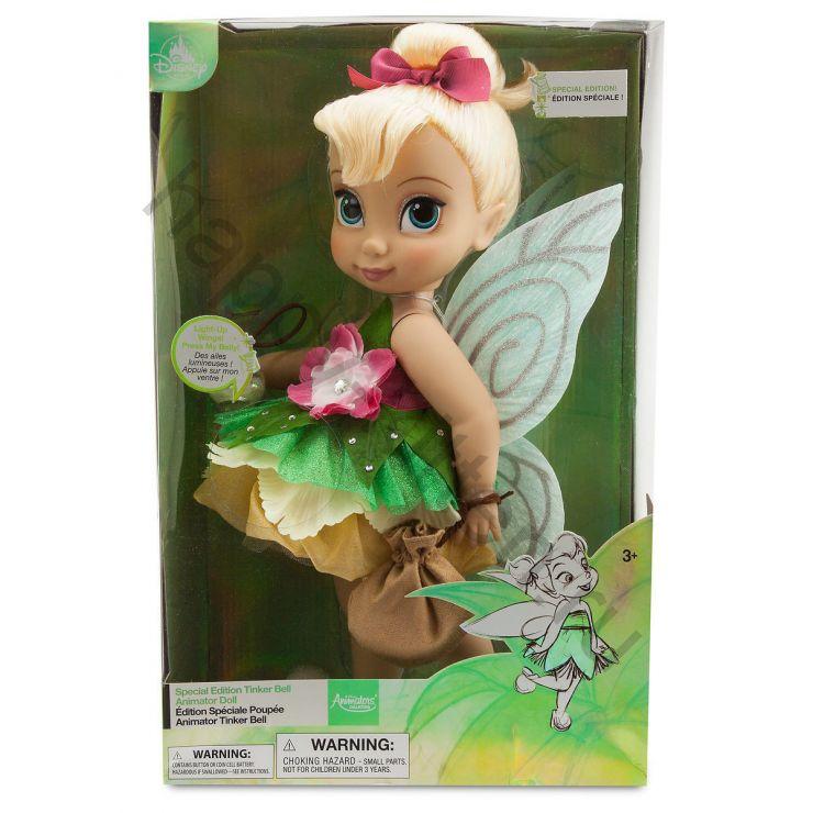 Коллекционная фея Динь-Динь в детстве