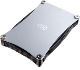 "Внешний бокс для HDD 2,5""  3Q Meta hi tech line 3QHDD-E215 USB 2.0 eSATA"