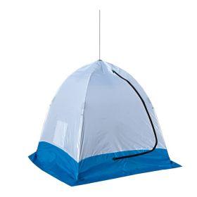 Палатка зимняя СТЭК ELITE 1 трехслойная дышащая