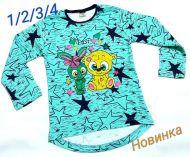 """Туника для девочки"""" МY TOY"""" 1-4 лет №ФС011"""