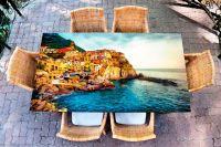 Наклейка на стол - На берегу неба | Купить фотопечать на стол в магазине Интерьерные наклейки