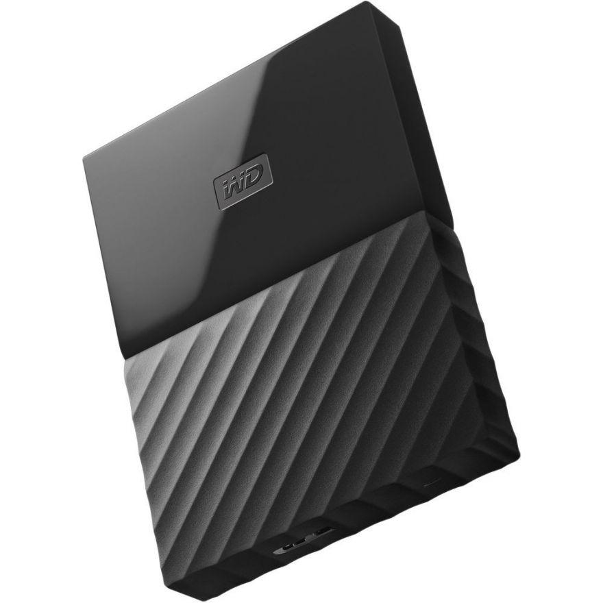 Внешний жесткий диск Western Digital My Passport 1TB