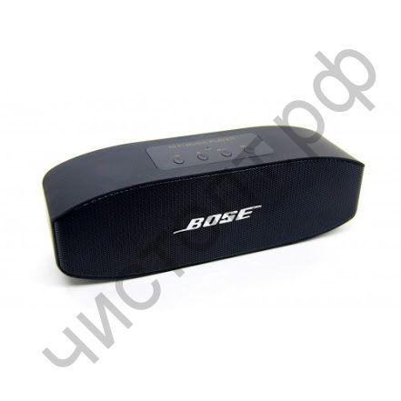 Колонка универс.с радио K821 Bluetooth USB радио 4 динамика аккумулятор аналог Bose