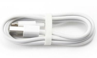 Кабель Xiaomi USB-MicroUSB белый (SJV4090TY)
