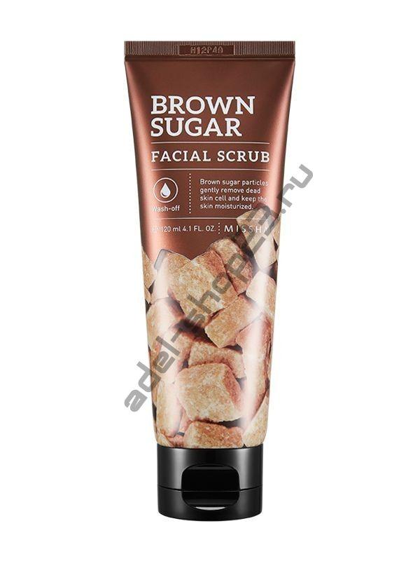 MISSHA - Скраб для лица с коричневым сахаром Brown Sugar Facial Scrub