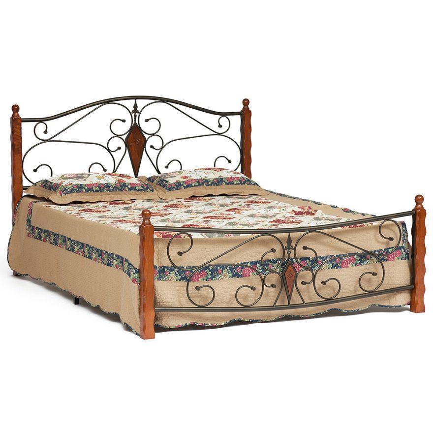 Двуспальная кровать Viking (mod. 9227) Малайзия | TC