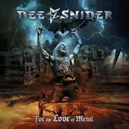 """DEE SNIDER """"For The Love of Metal"""""""