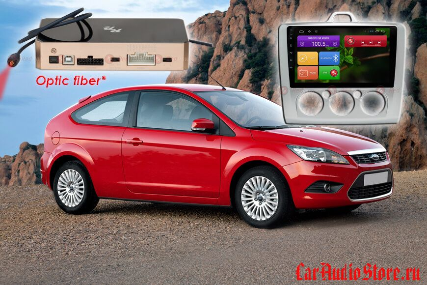 Ford Focus Redpower 31137 R IPS DSP ANDROID 7