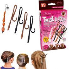 Заколки для волос Twist N Clip (Твист энд Клип)