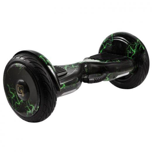 Гироскутер GT Smart Wheel 10,5 Молния зеленая