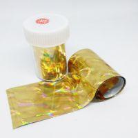 Фольга для литья, золото, голография 053, 70 см