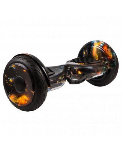 Гироскутер GT Smart Wheel 10,5 Разноцветный космос