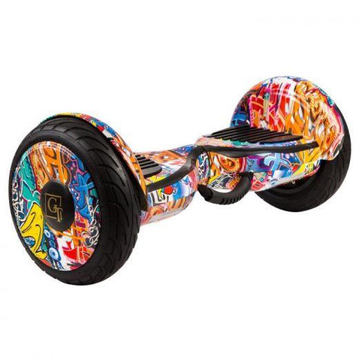 Гироскутер GT Smart Wheel 10,5 Хип хоп оранжевый