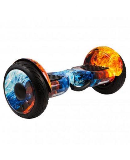 Гироскутер GT Smart Wheel 10,5 Огонь и лед