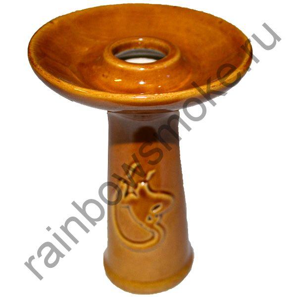 Глиняная чаша Dschinni Phunnelstar Brown